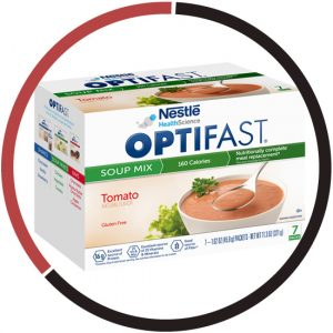 Optifast Soup Mix
